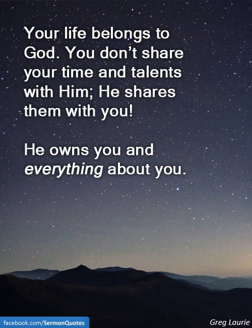 life-belongs-god
