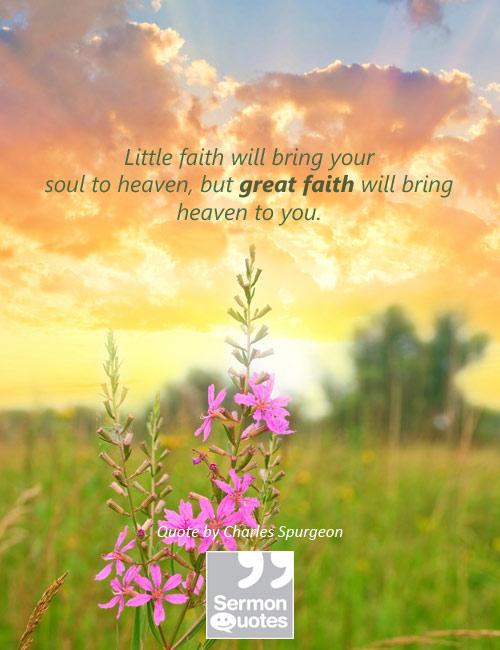 little-faith