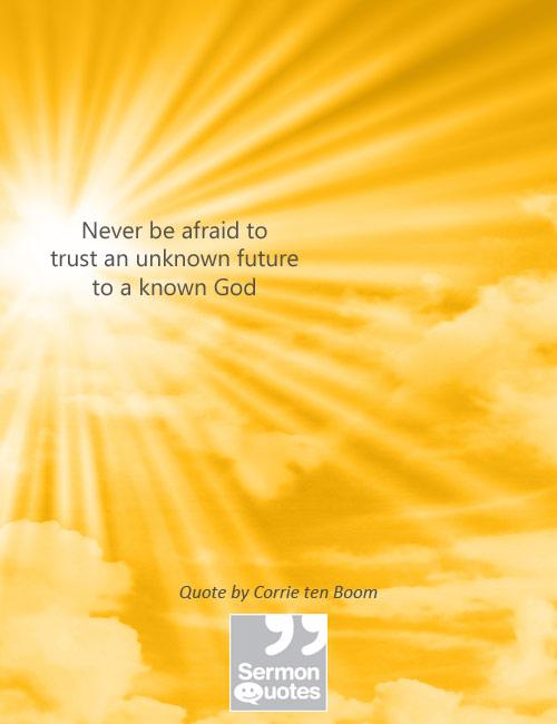 never-afraid-trust-god