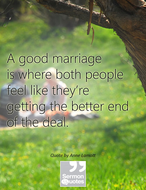 good-marriage