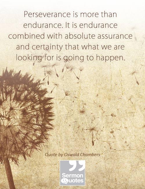 perseverance-endurance