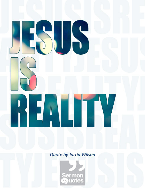 jesus-is-reality
