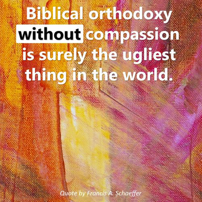 Biblical orthodoxy