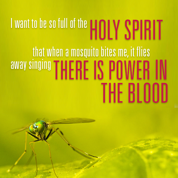I Want To Be So Full SermonQuotes Awesome Quotes About The Holy Spirit