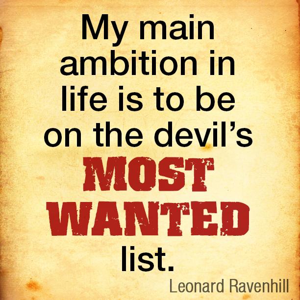 My Main Ambition
