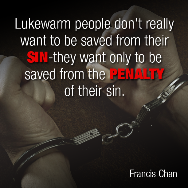 lukewarm people don't really want