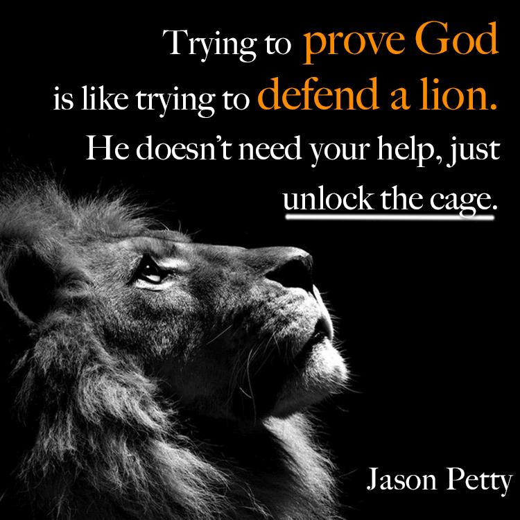 defend-lion