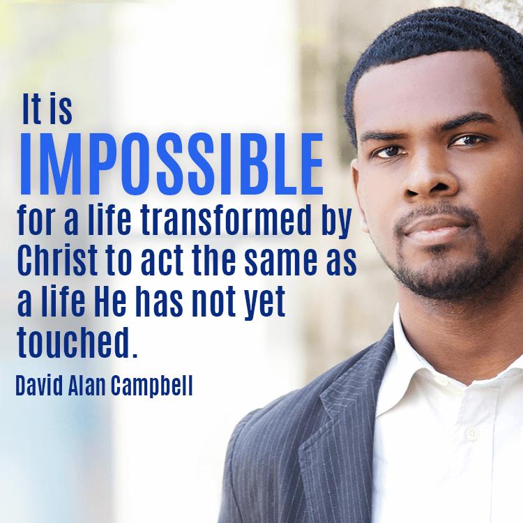 life-transformed