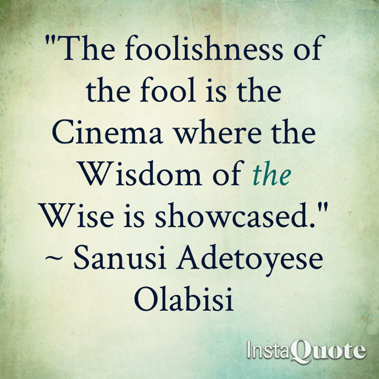 foolishness-of-fool