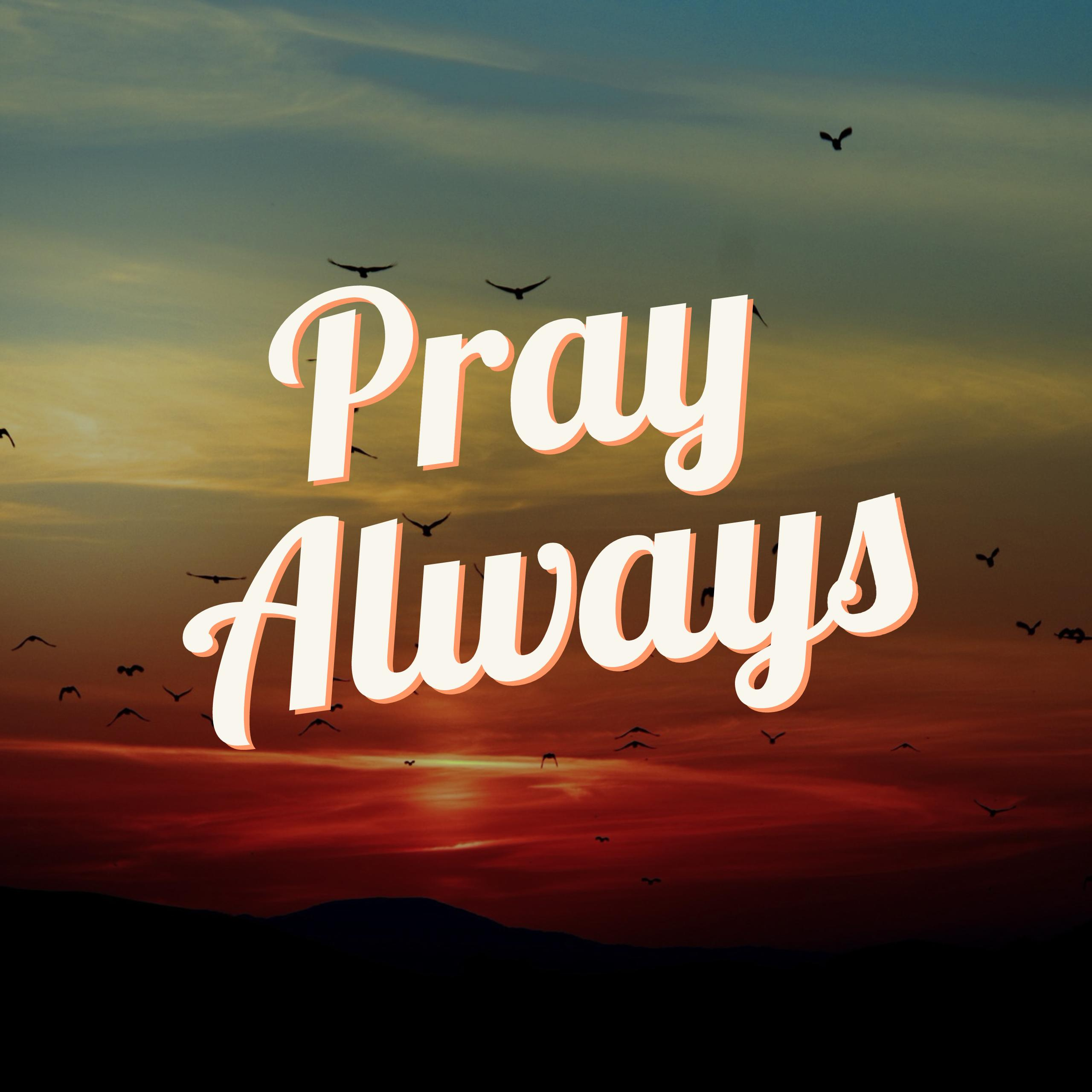 pray-always