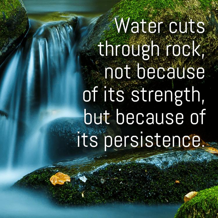 water-wears-away-stone