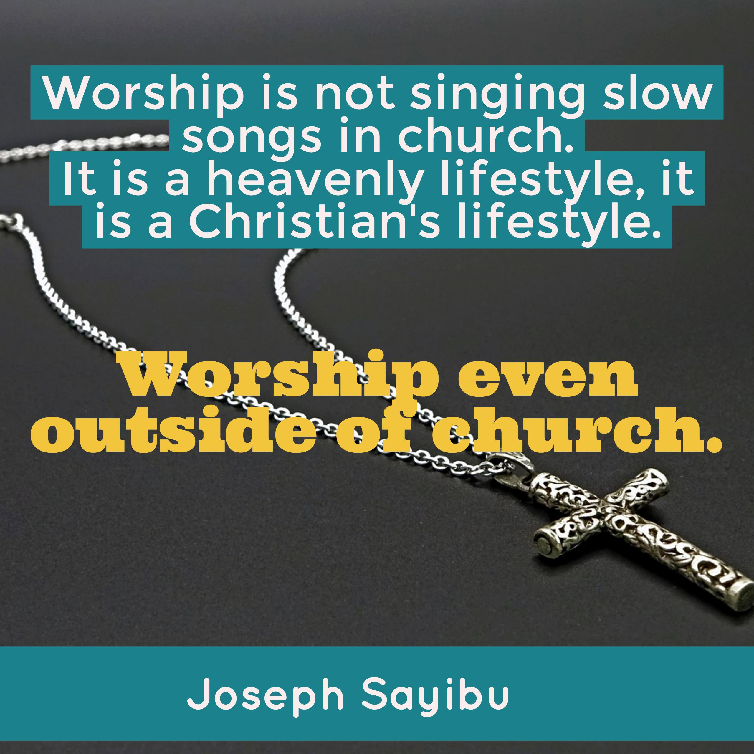 worship-outside-church