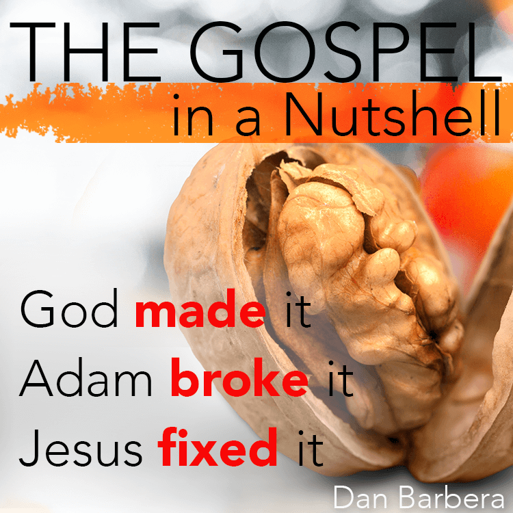 gospel-nutshell