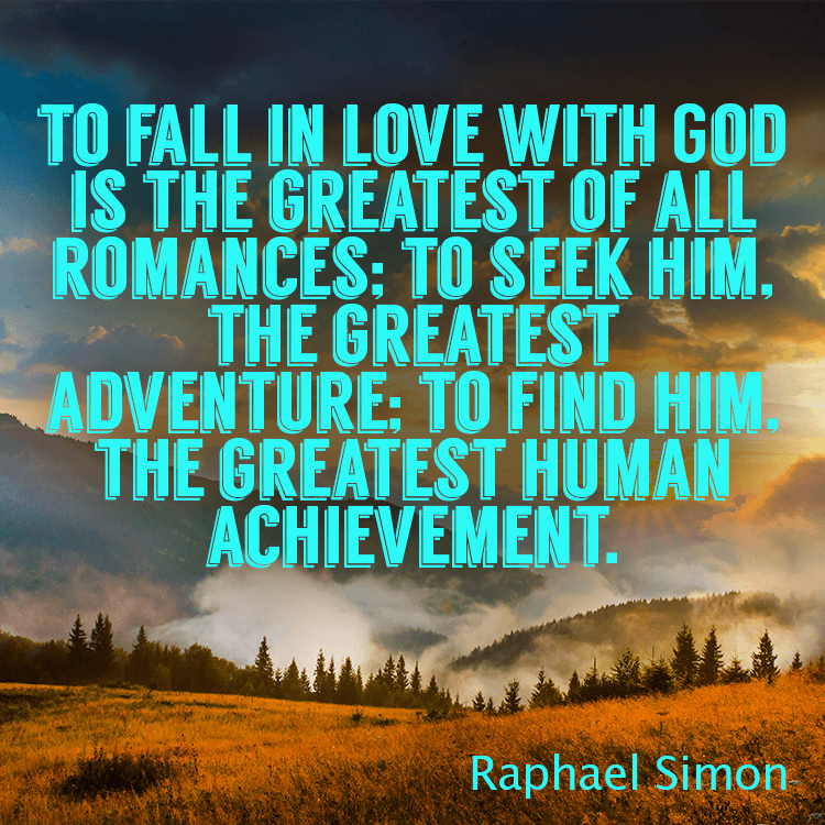 Messed Up Life Quotes: Man's Greatest Achievement Is Finding God