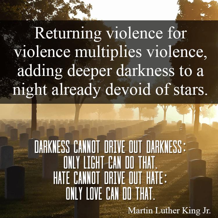 violence-violence