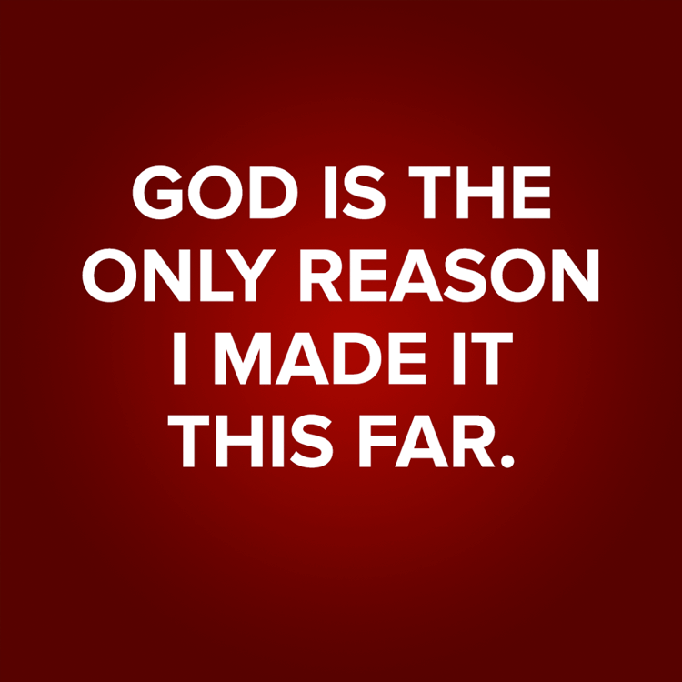 god-is-the-reason