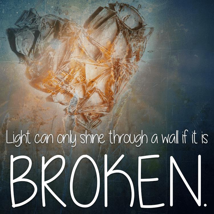 light-wall-broken