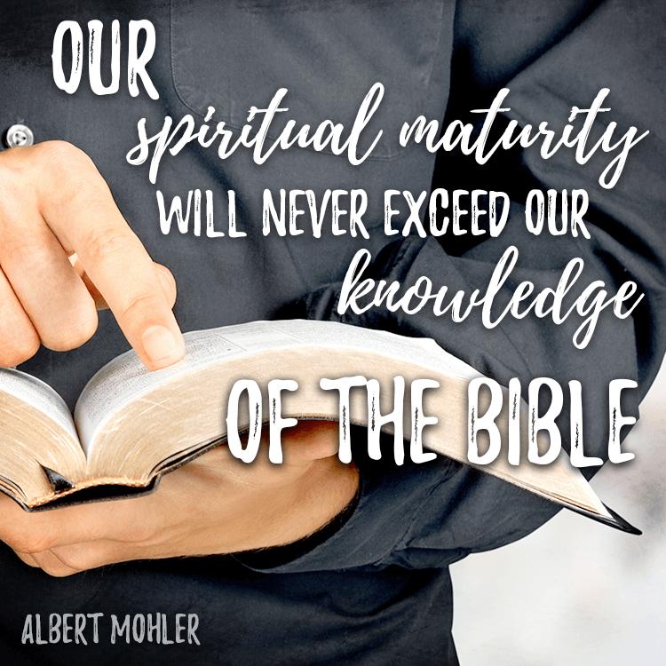 our-spiritual-maturity