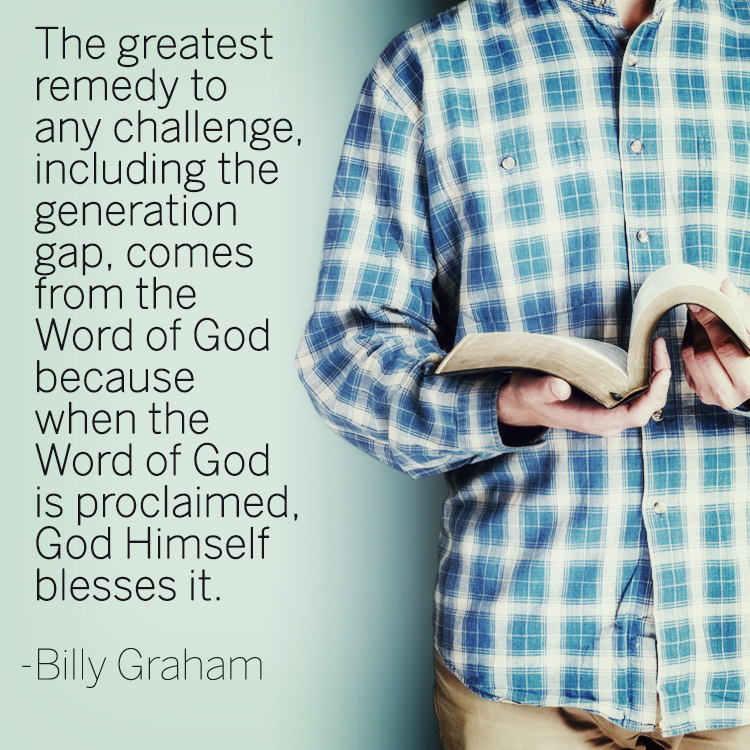 Billy Graham_The Word