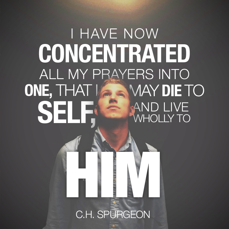 C.H. Spurgeon1