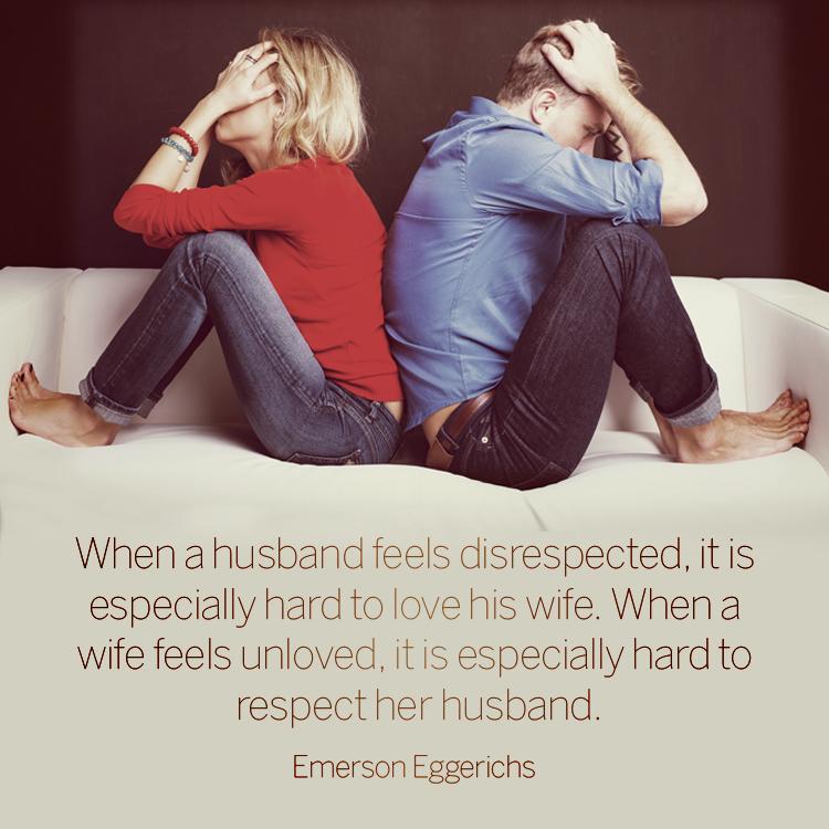 wife feels unloved