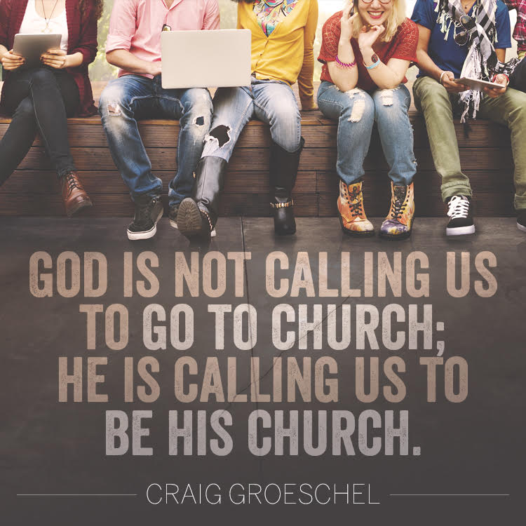 god-call-be-church