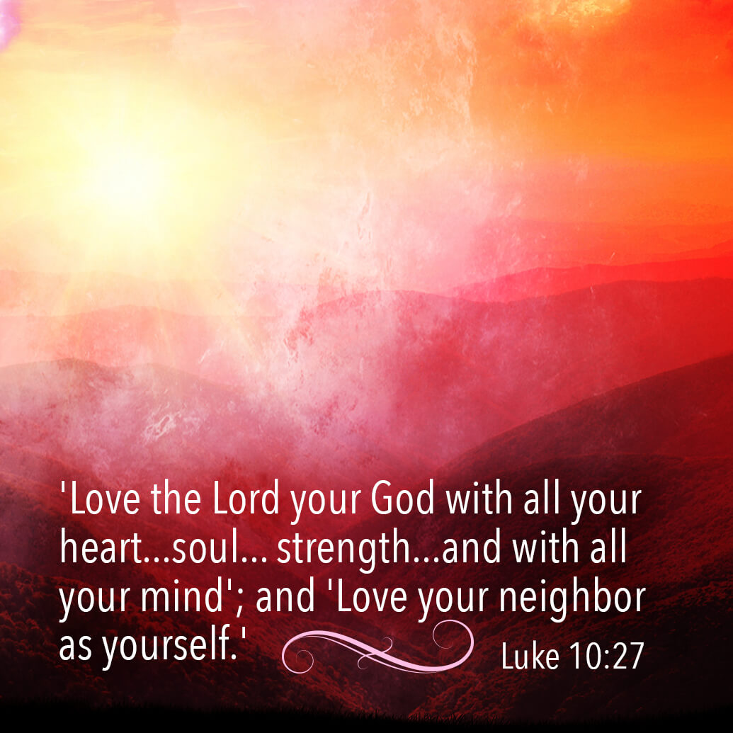 love-the-lord