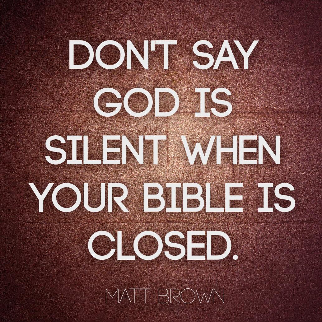 mbrown-god-silent