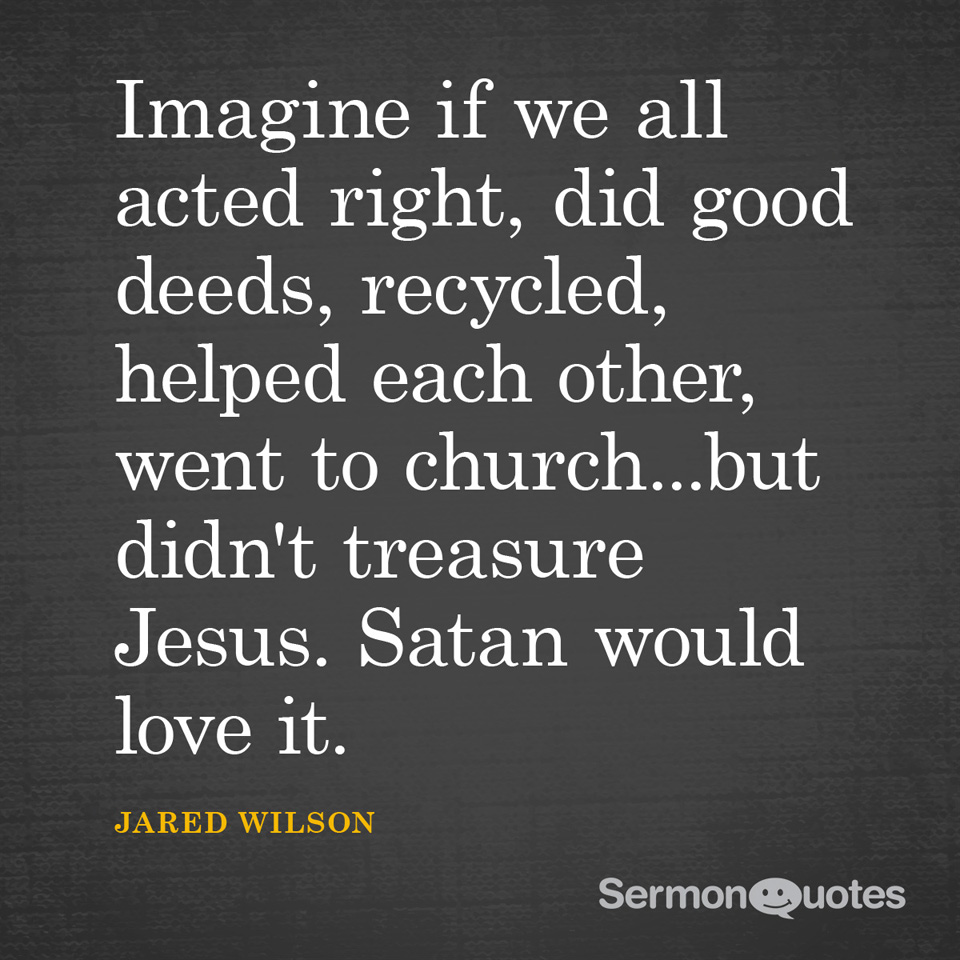 Jesus Love Each Other: Imagine If We All Acted Right...