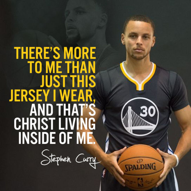 There's more to me than just this jersey I wear