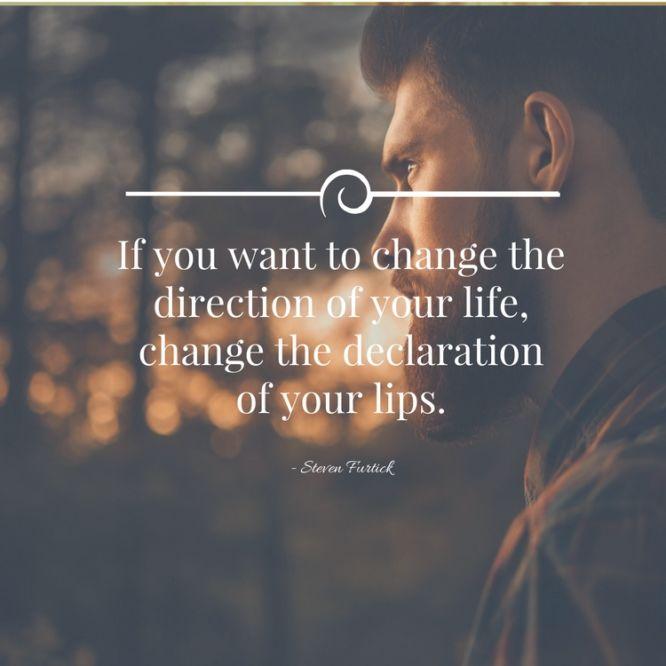 change direction life