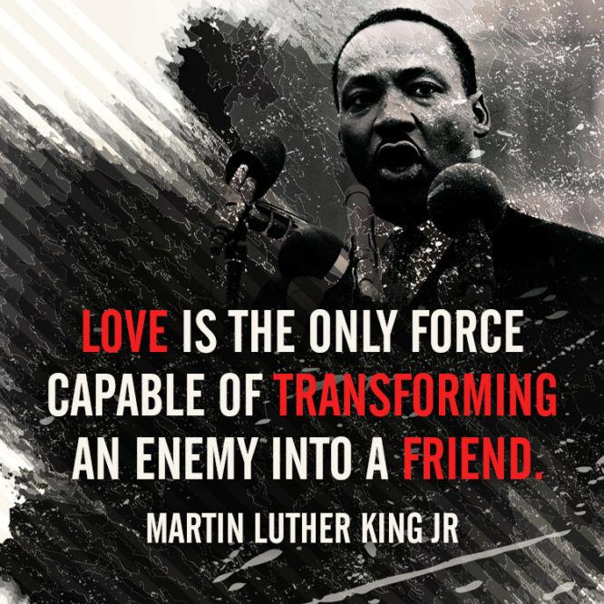 love enemy friend