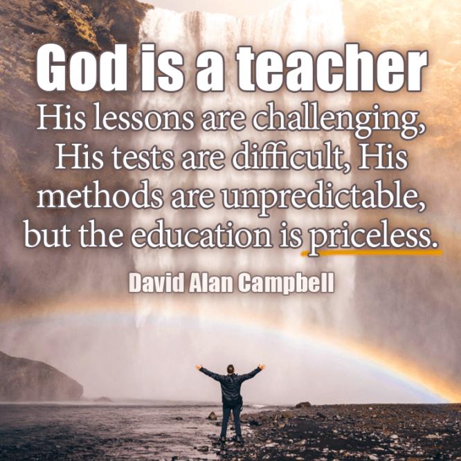 god-is-a-teacher