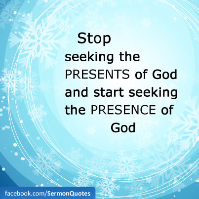 stop-seeking-presents