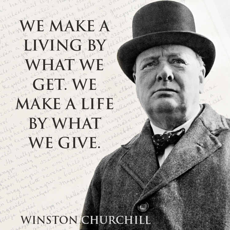what-we-give